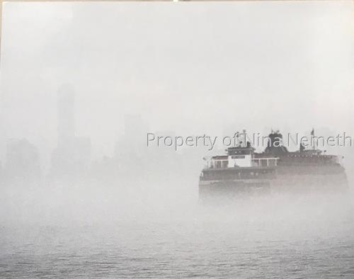 Hudson Fog