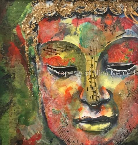 Warm Buddha