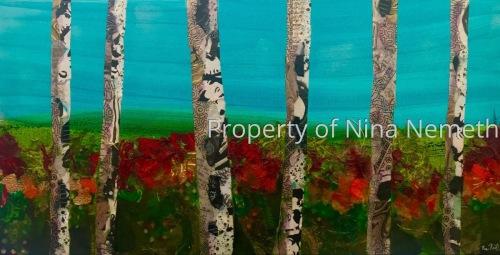 Glimpse of Birch