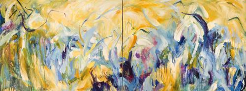 Spring Waltz by Nina Ozbey