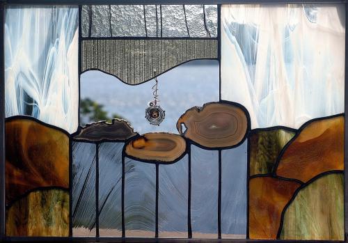 Three Agate Landscape