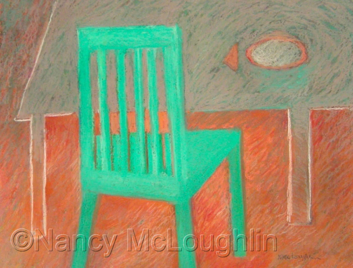 Green Chair (large view)