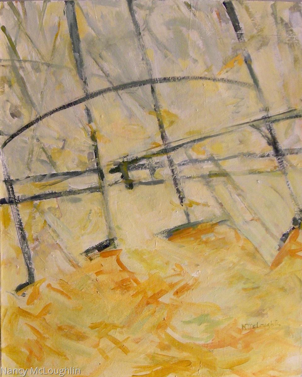 Raking Leaves No. 6 (large view)
