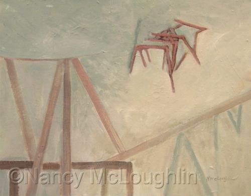 Bridge No. 8 by Nancy McLoughlin