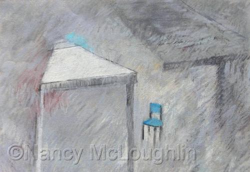 Big Table, Little Chair by Nancy McLoughlin