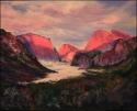 Yosemite Sunset (thumbnail)