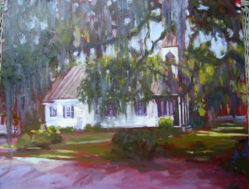 Edisto Episcopal by Noelle Brault Fine Art
