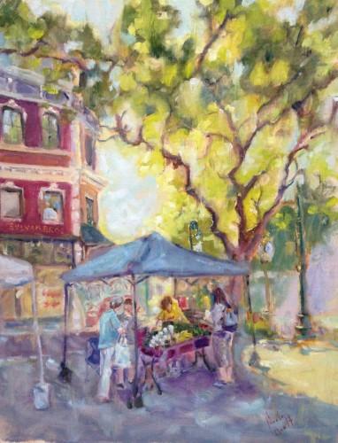 Market Fresh by Noelle Brault Fine Art