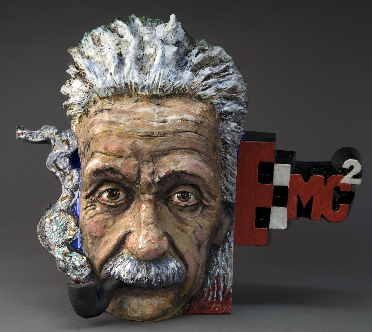 Teapot Einstein (large view)