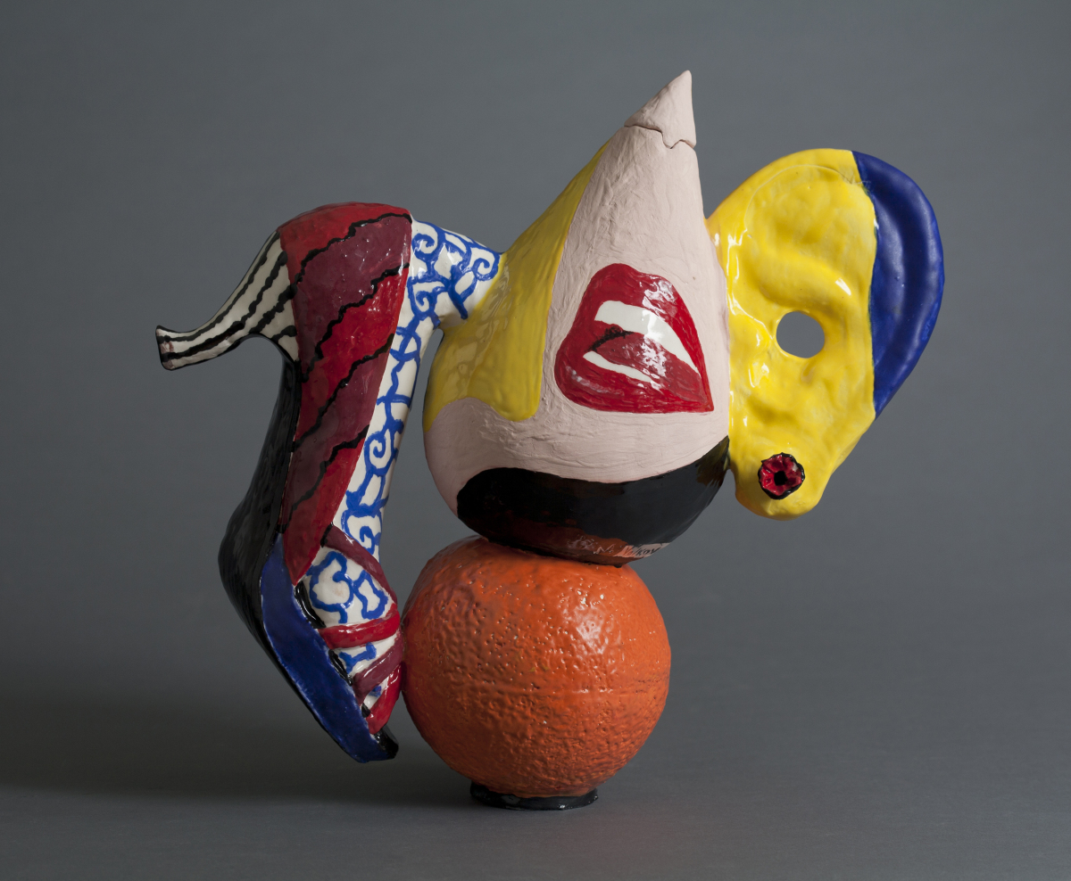 Teapot Tom Wesselmann (large view)