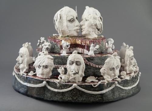 Wedding cake (large view)