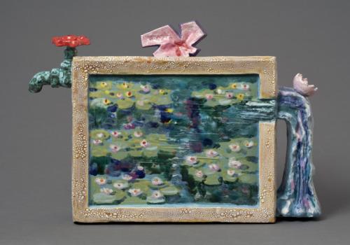 Claud Monet by Noi Volkov
