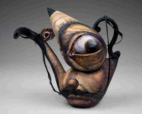 Teapot  Dali/Picasso (large view)