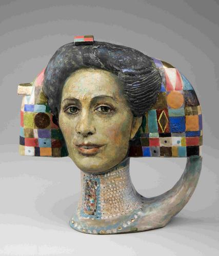 Teapot Klimt (large view)