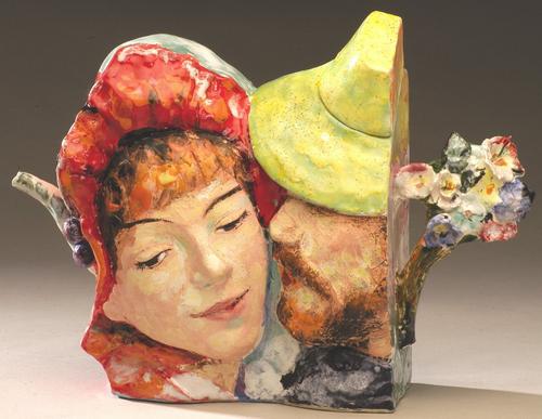 Teapot Renoir (large view)