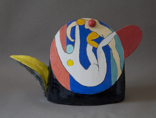 Teapot After Matisse (large view)