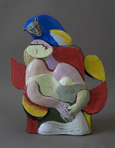 Teapot After Picasso (large view)