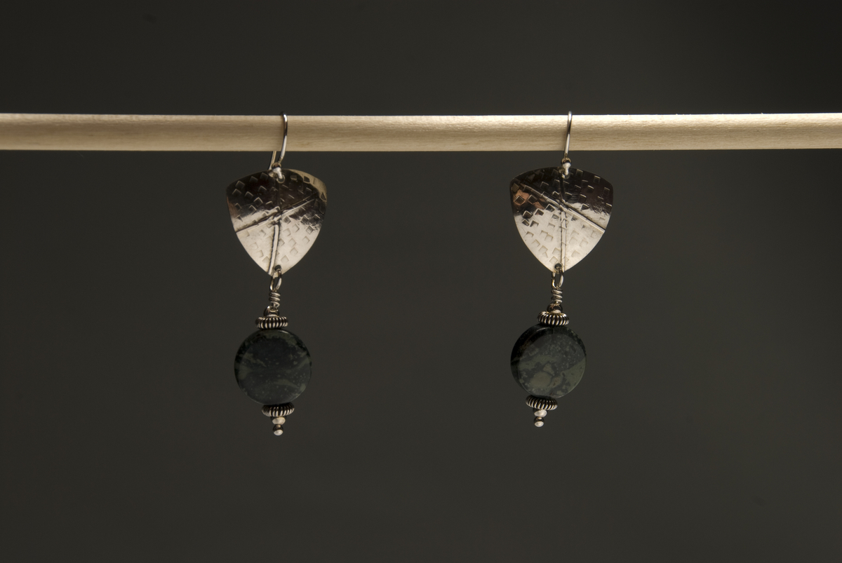 Amulet Earrings (large view)