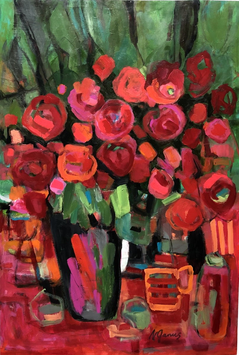 Passionate Crimsons (large view)