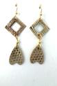 Frames and Hearts Earrings (thumbnail)