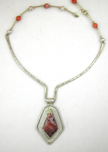 Sterling Silver Pendant (large view)