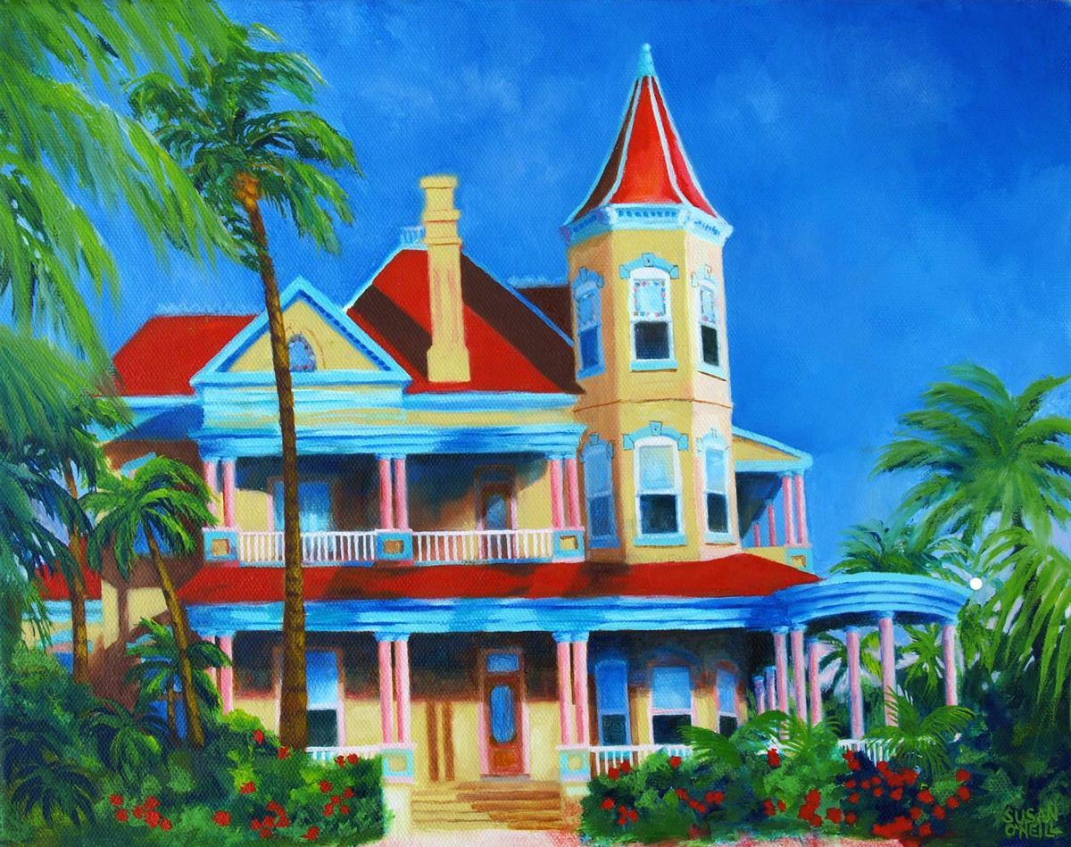 Southernmost House, Key West, Florida (large view)