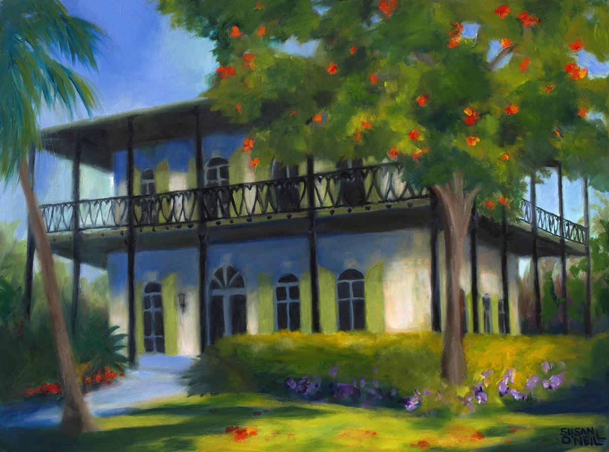 Hemingway House (large view)