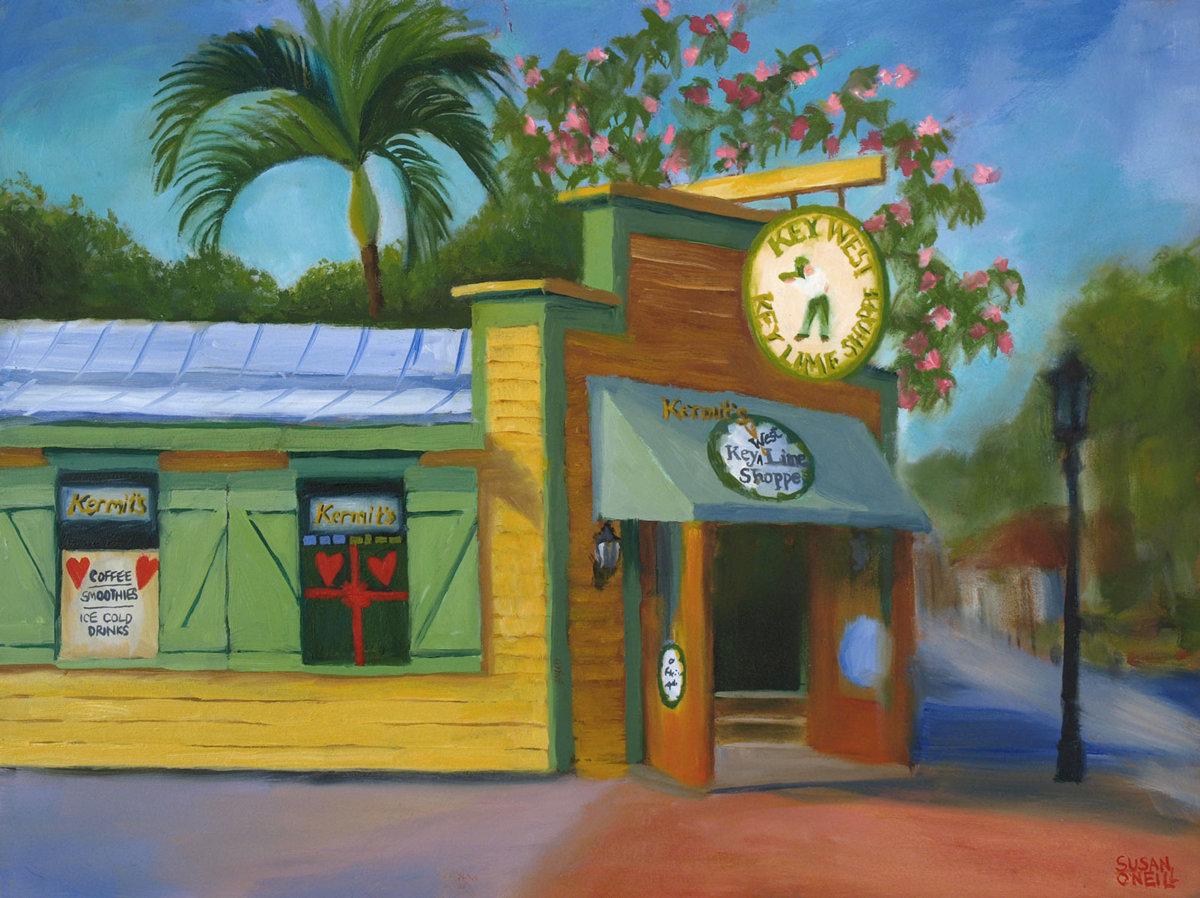 Kermit's Key Lime Shop (large view)