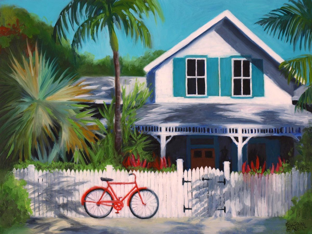 House On Olivia, Key West (large view)