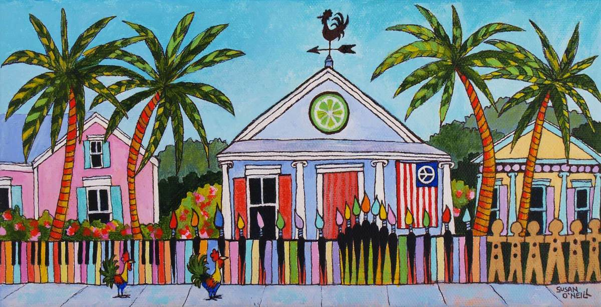 Living the Good Life in Old Key West (large view)