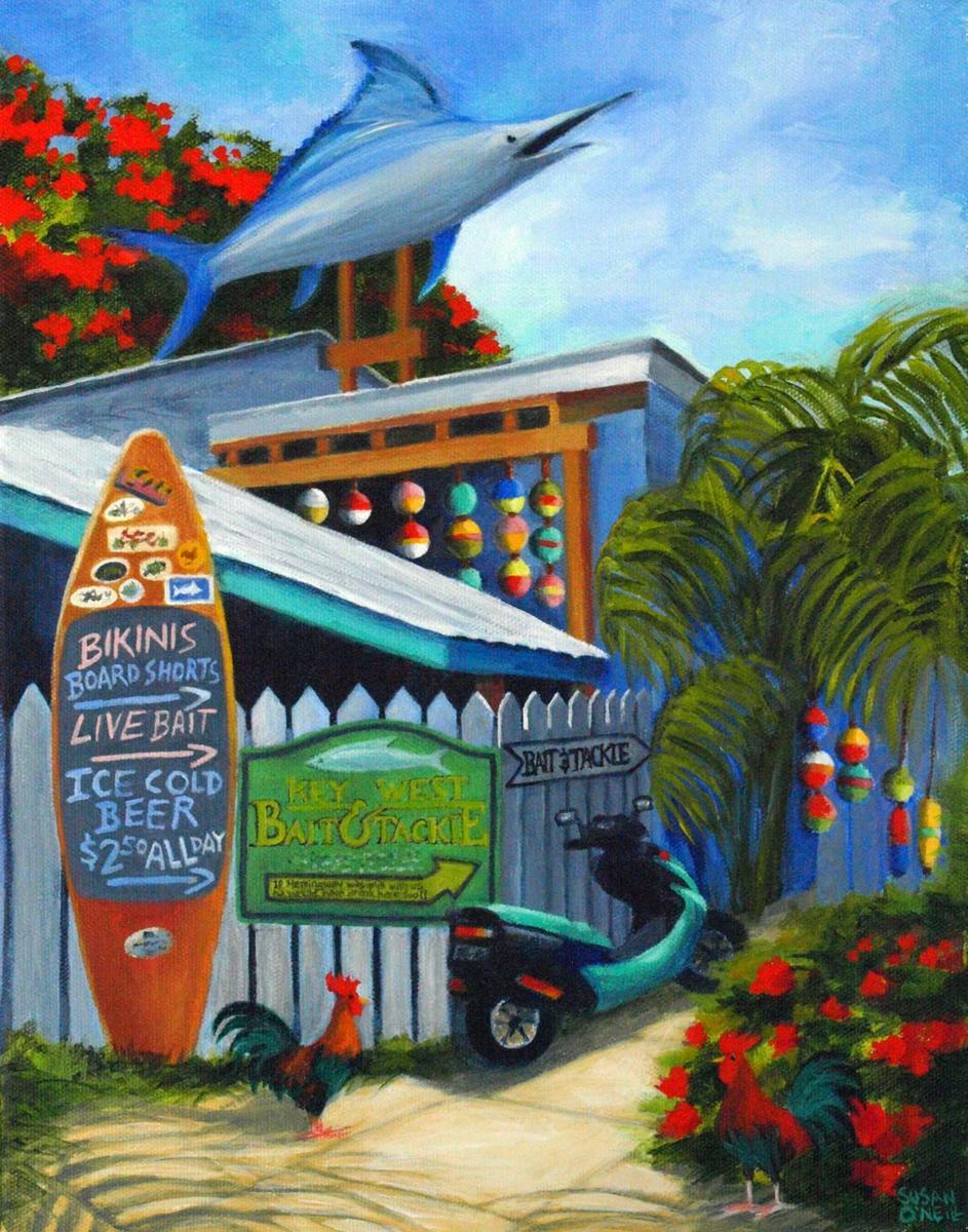 Key West Bait & Tackle (large view)