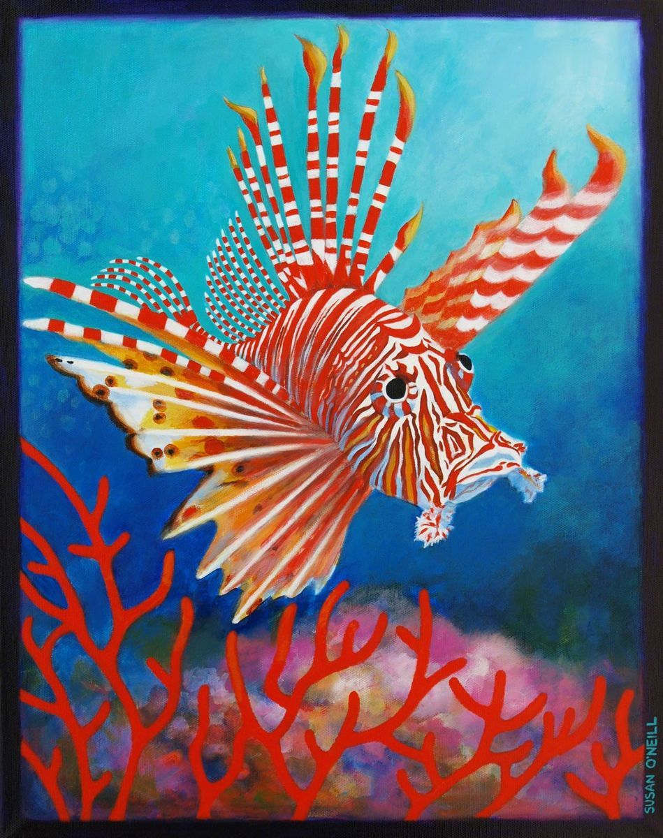 The Lionfish (large view)
