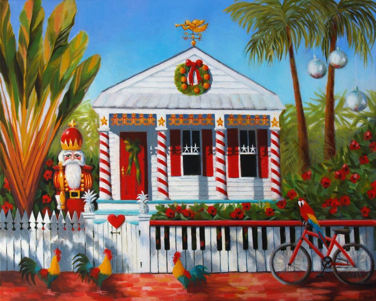 Christmas In Key West (large view)