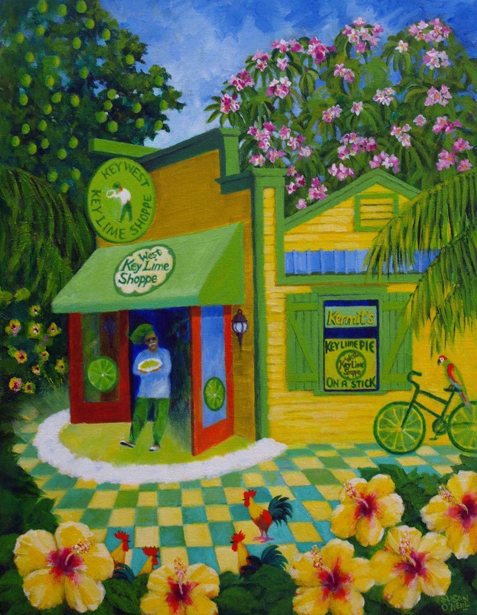Kermit's Key Lime Shoppe (large view)