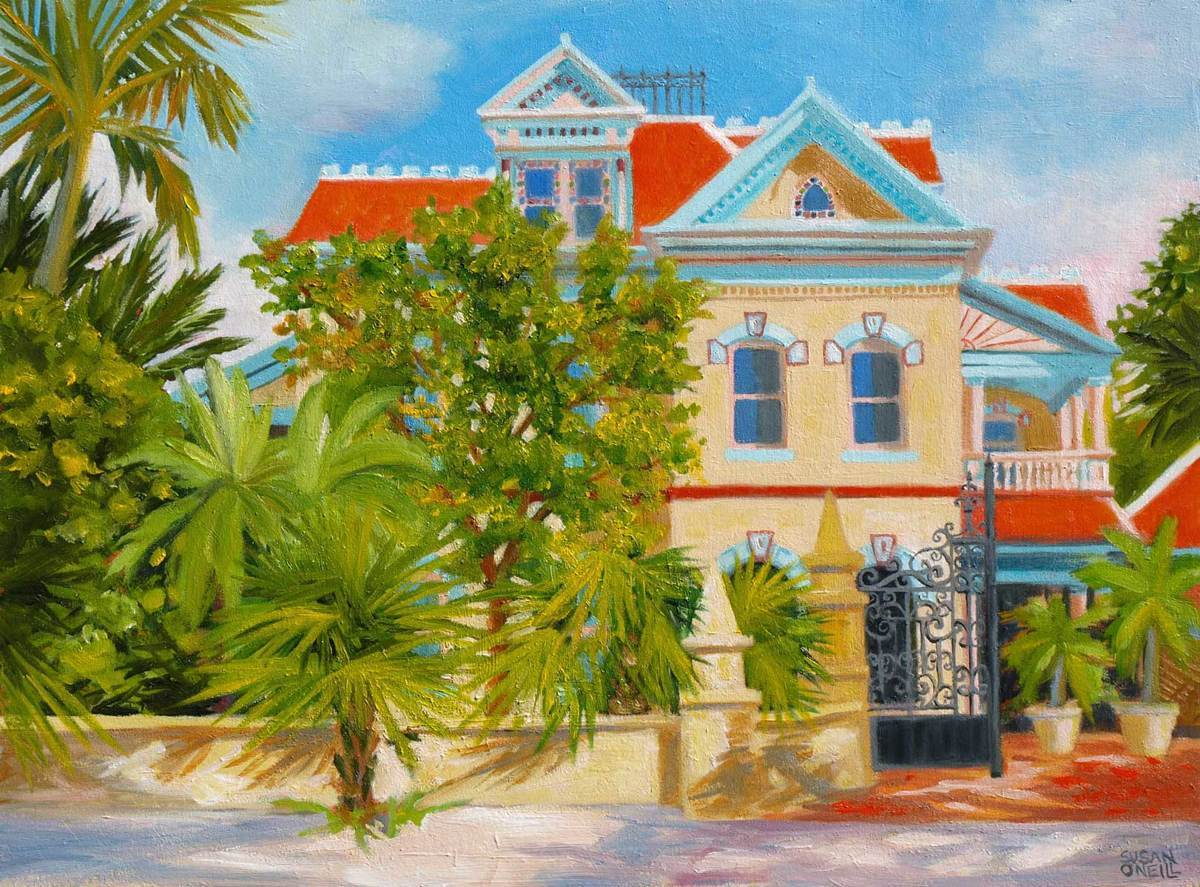 Painting Quot Southernmost House Key West Florida