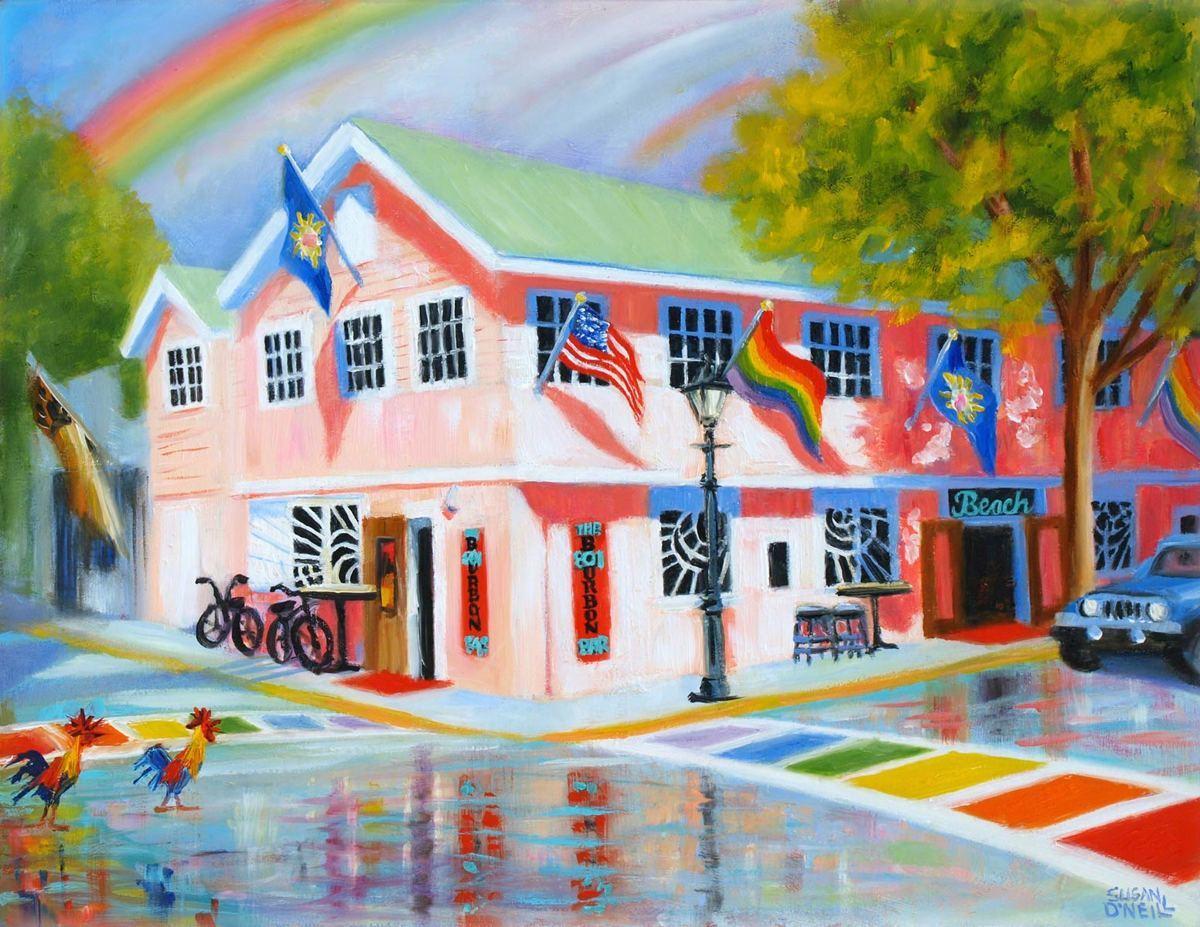 Rainbows & Bourbon (large view)