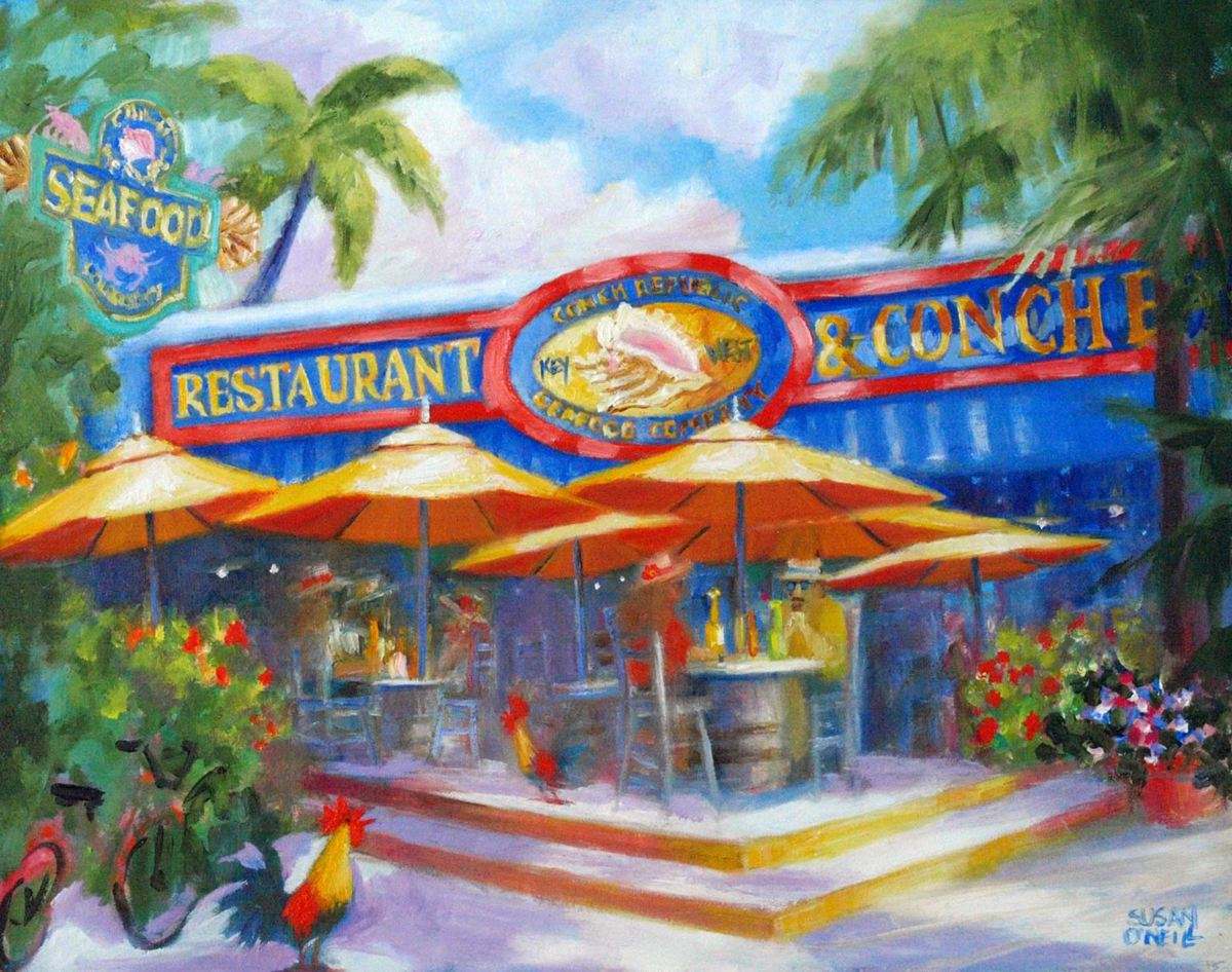 Conch Republic Seafood (large view)