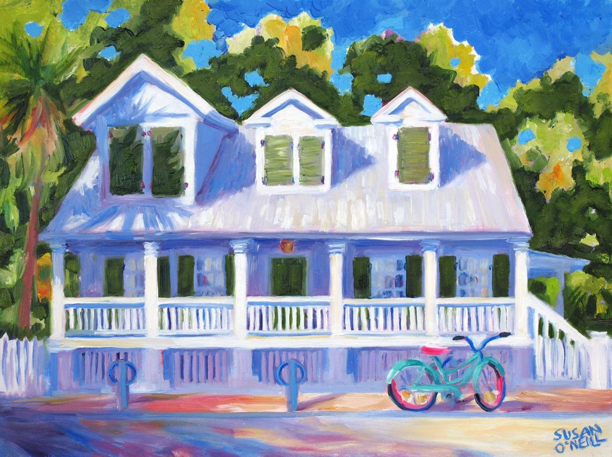 Oldest House, Key West (large view)