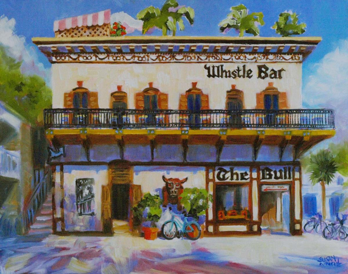 The Bull & Whistle Bar (large view)