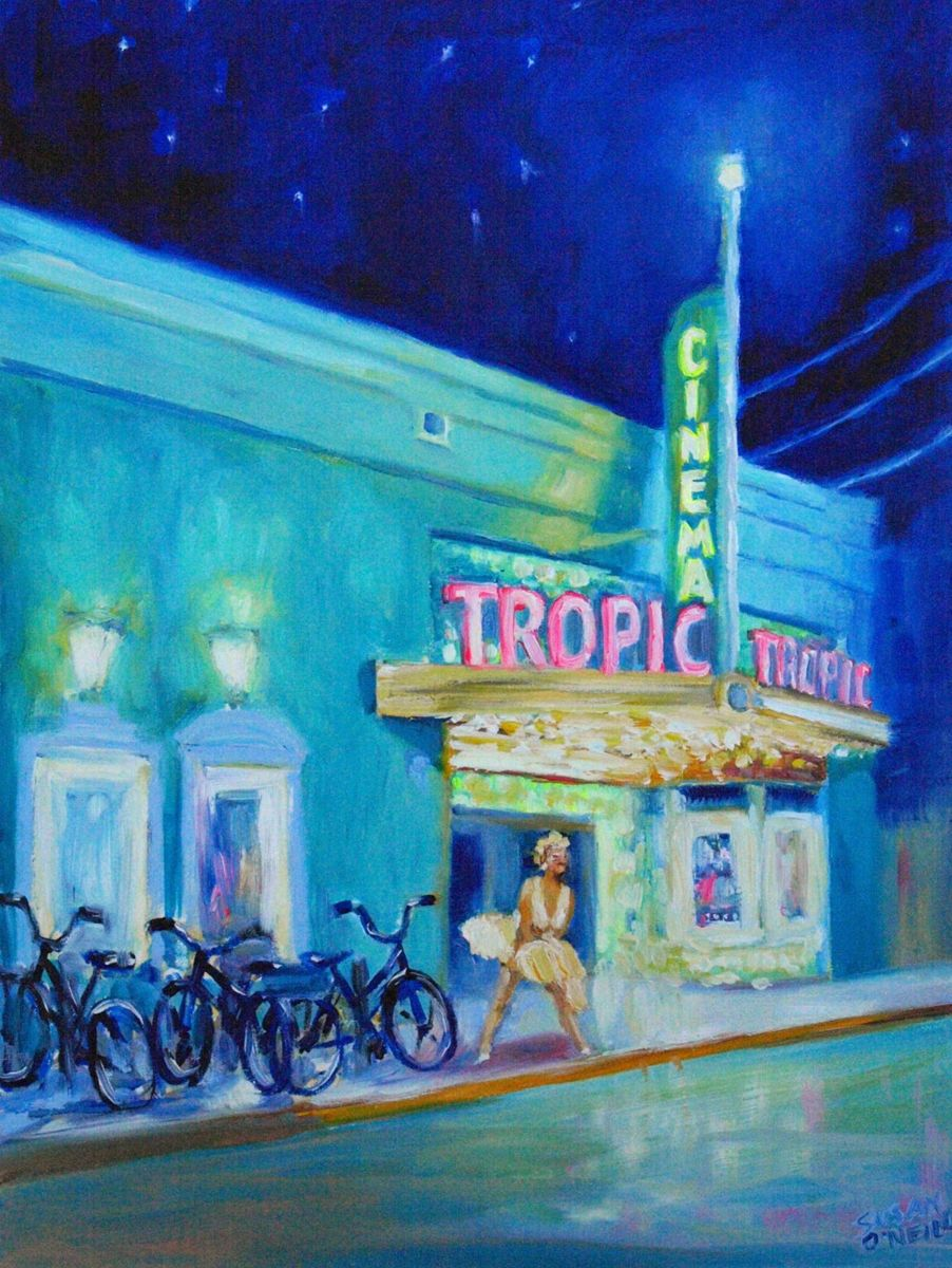 Night at the Tropic (large view)
