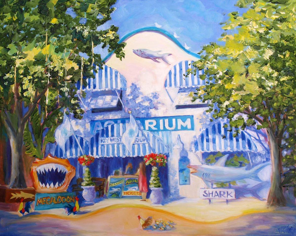 Key West Aquarium (large view)