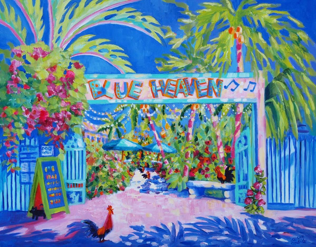 Blue Heaven (large view)