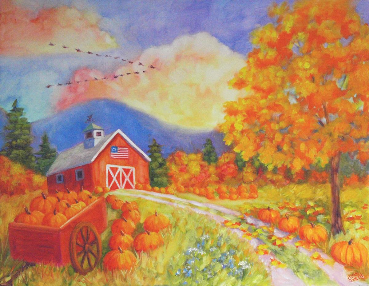 Pumpkin Farm (large view)