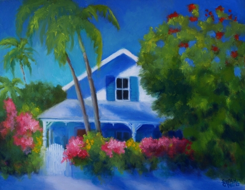 House On Grinnell, Key West (large view)
