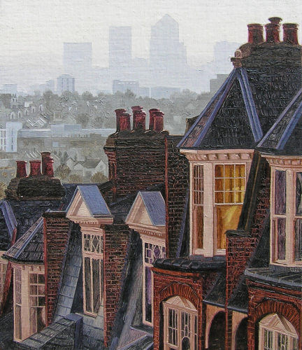 Good Morning Muswell Hill (2014) by Nessie Ramm