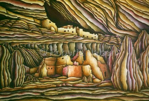 Bygone Citadel by Roberta Nelson
