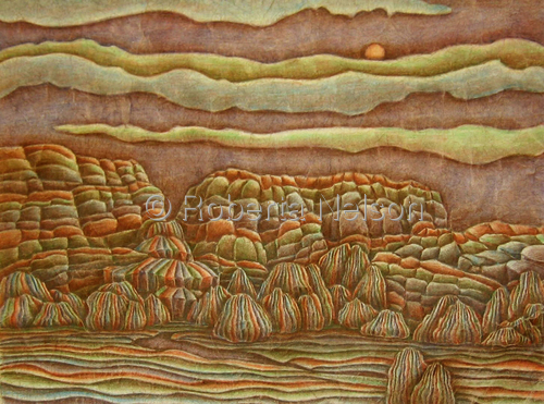 Canyon de Chelly by Roberta Nelson