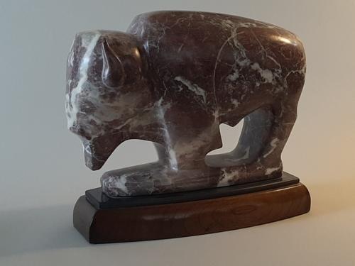 Purple Heart Buffalo