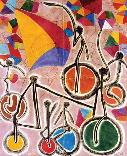 Cerfs-Volant et Bicyclets