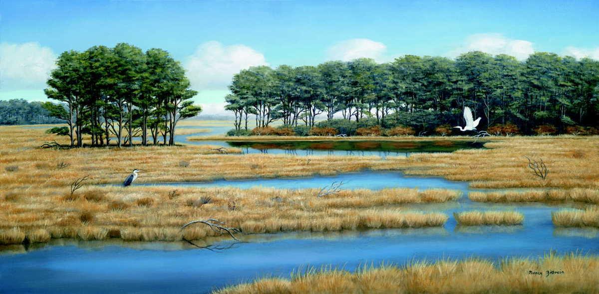 Golden Marsh (large view)